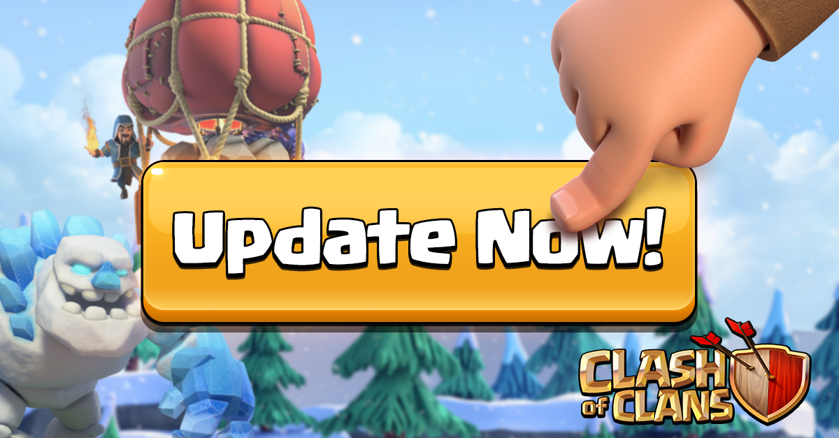 December 2018 Update - Patch Notes | Clash of Clans