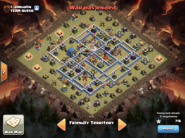 Clash of Clans World Championship Bases! | Clash Champs