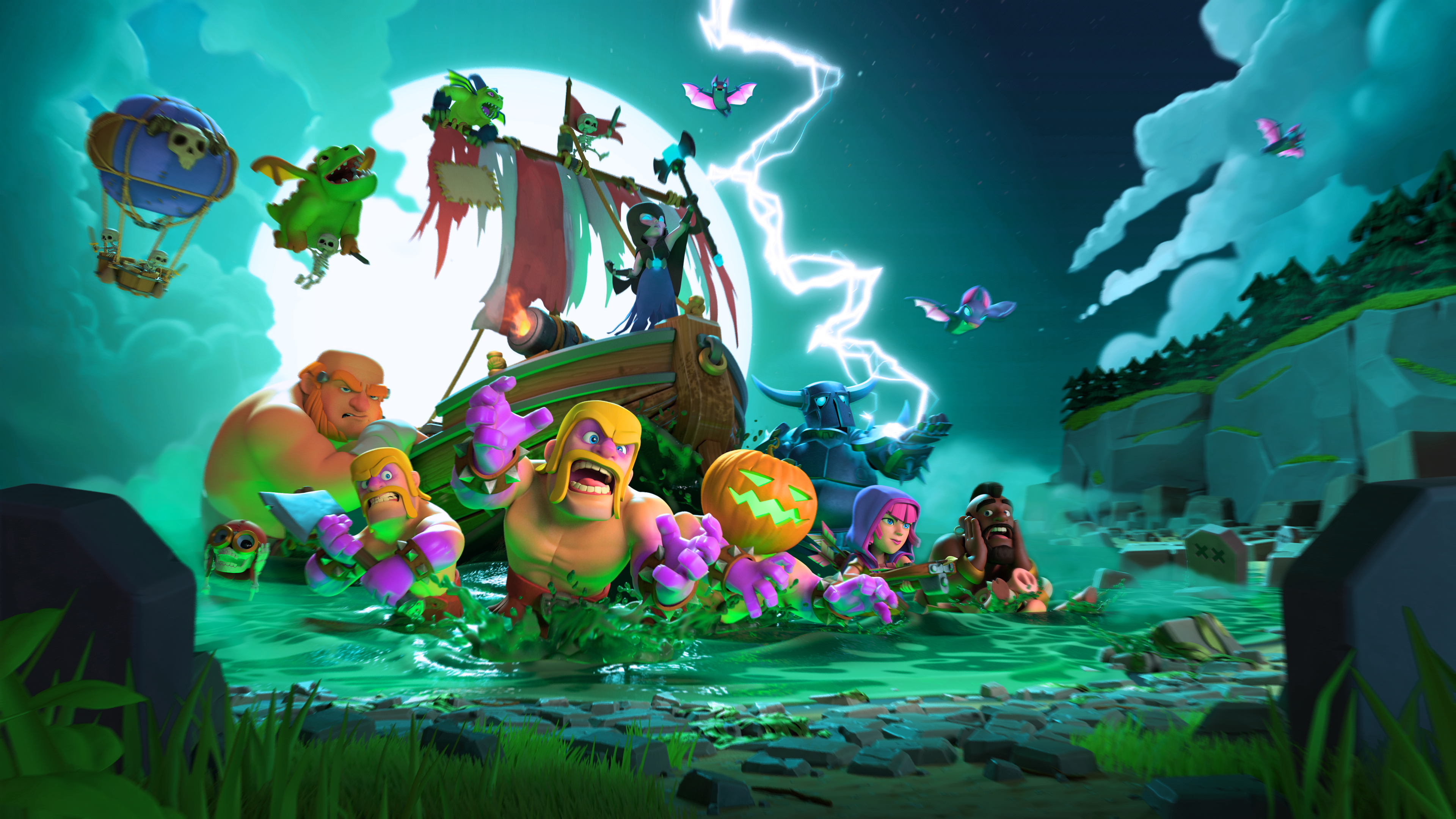 Clash Of Clans Update Halloween 2020 Halloween is Coming | Clash of Clans