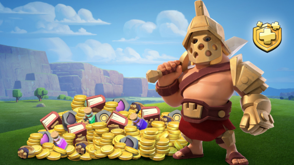 April Update Patch Notes   Clash of Clans