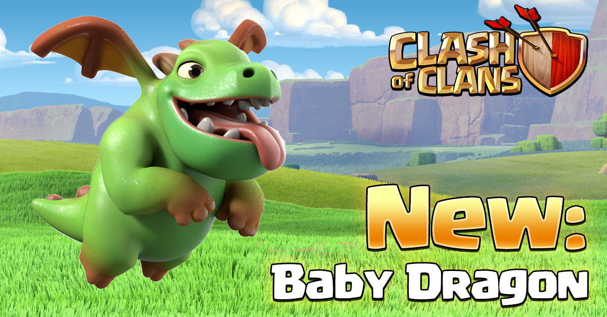 May 2016 Update Baby Dragon