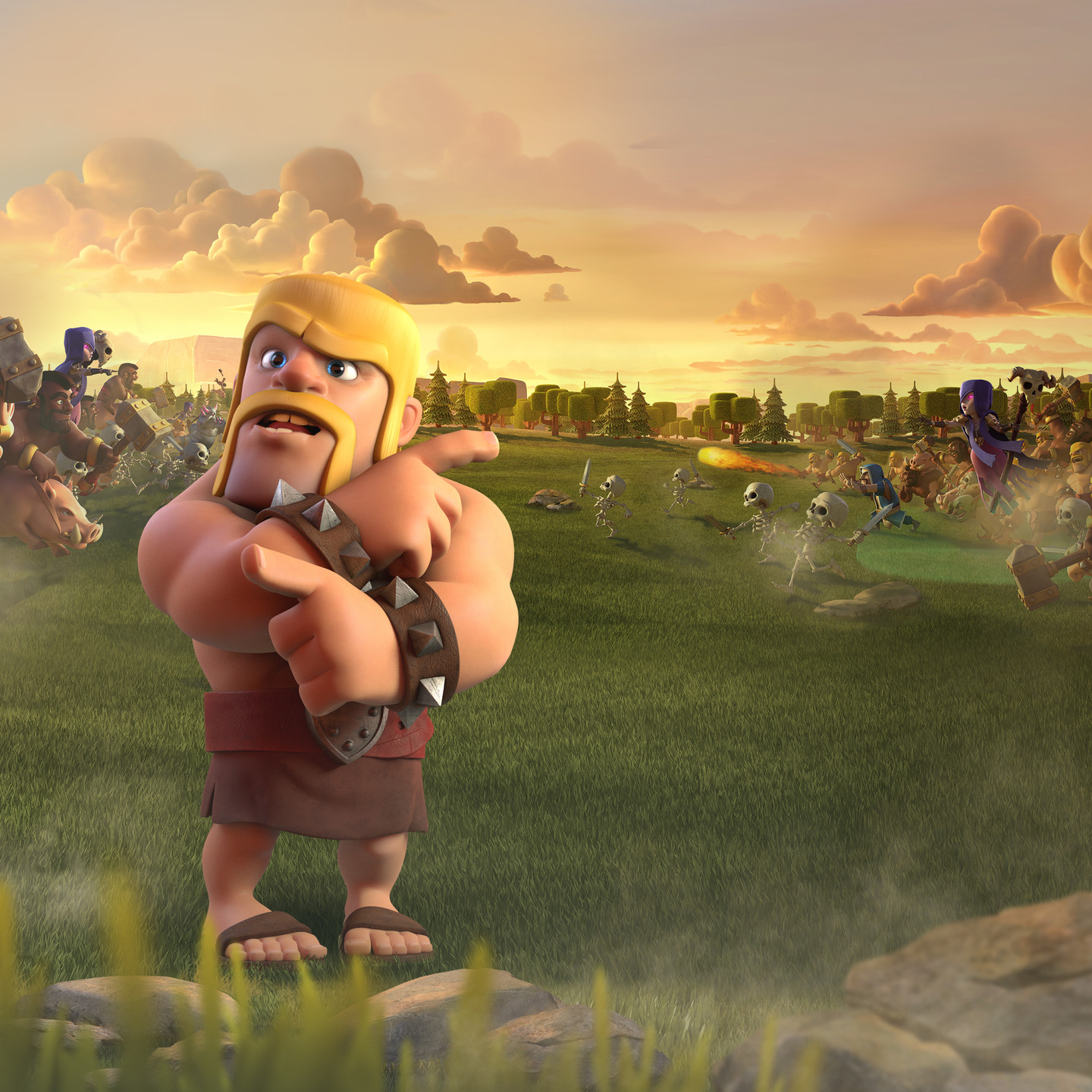 clash of clans for android 2.3 xda
