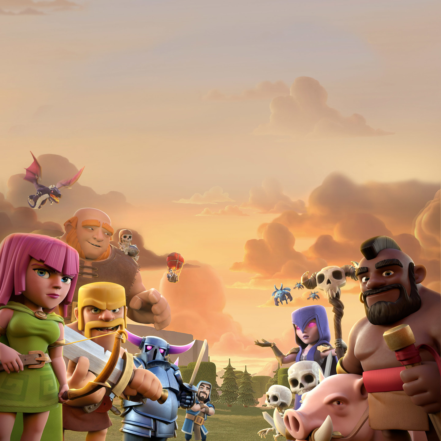 100 Clash Of Clans Is This Image Hair Png Clash Of Clans