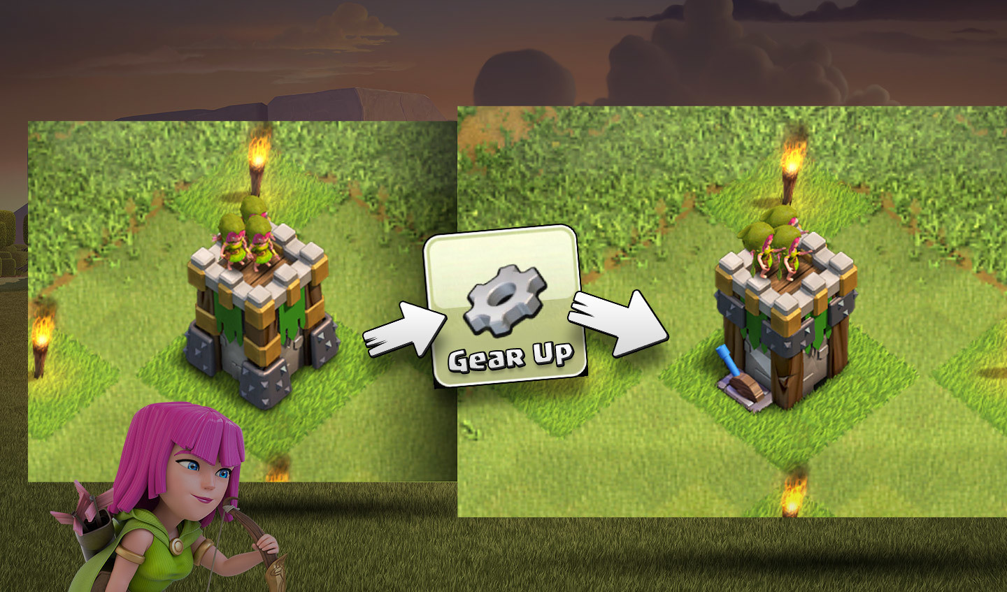 how to get more master builders in clash of clans