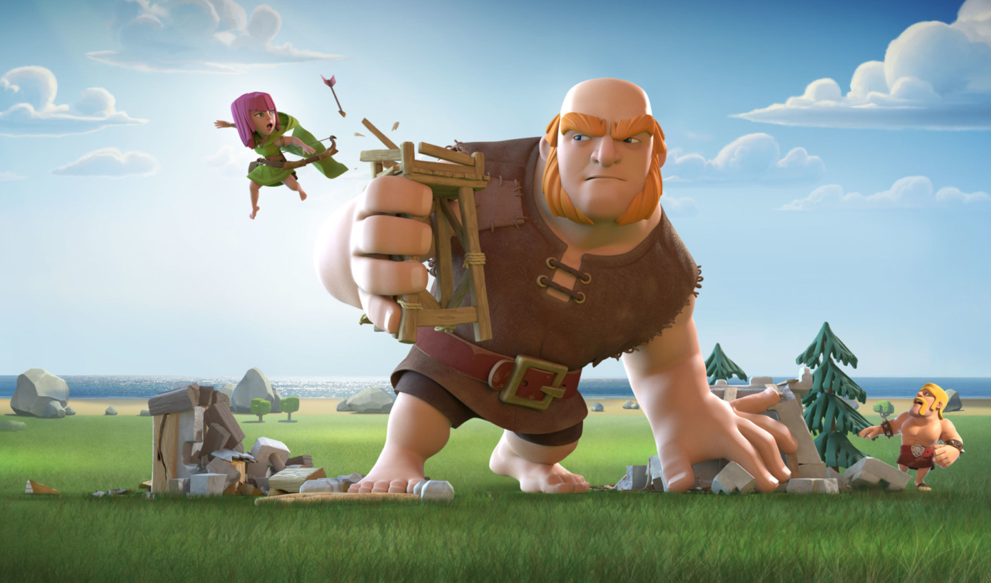 Clash of clans update date in Sydney
