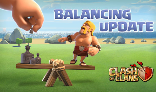 May 2017 Balancing Update | Clash of Clans